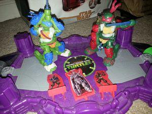Ninja Turtle battery battle game for Sale in San Diego, CA