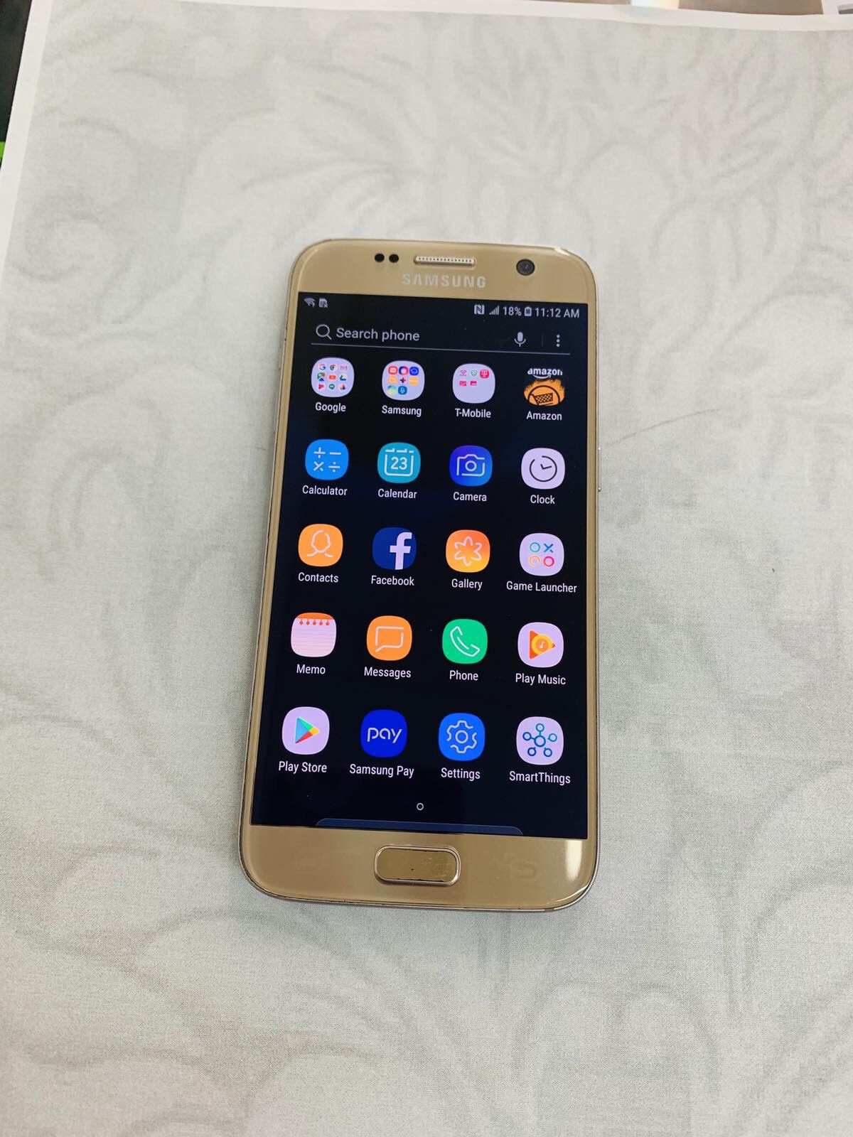 Samsung Galaxy S7 (32 GB) Excellent Condition With Warranty