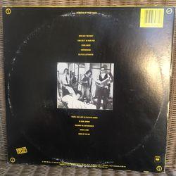 Men At Work Vinyl Record Thumbnail