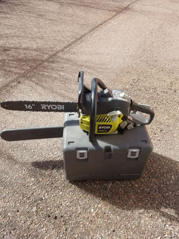 Ryobi chainsaw for Sale in Colorado Springs, CO - OfferUp