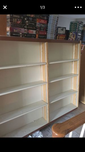 Free Bookshelf Vhs Dvd Or Misc For Sale In Caledonia MI