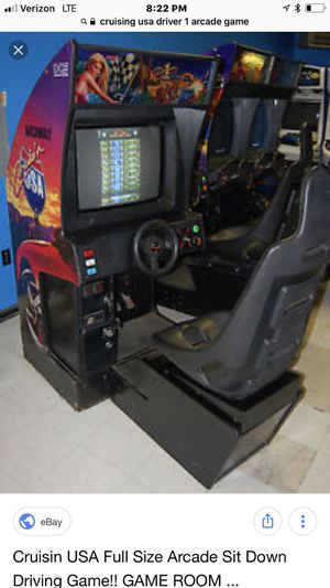 Arcade games for Sale in New Hampshire - OfferUp