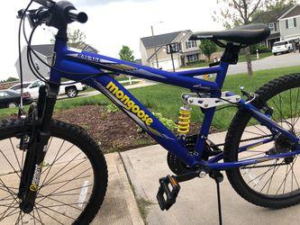 Mongoose bike Thumbnail