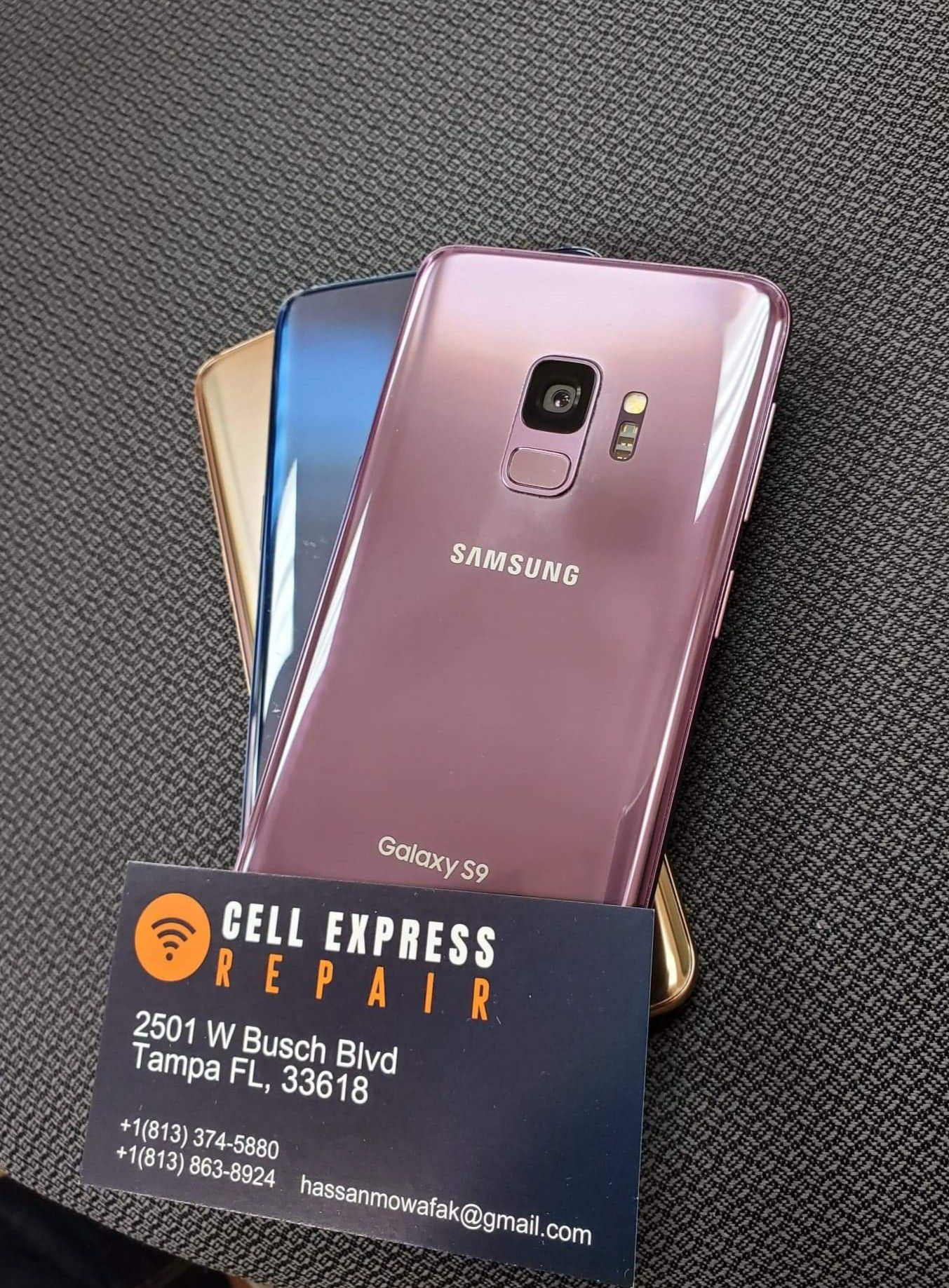 Samsung Galaxy s9 unlocked Like New Condition |With 30 Day Warranty