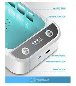 Brand New UV Light Disinfection Box, Disinfection Sterilization Box Thumbnail