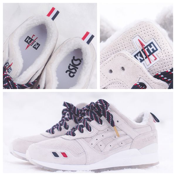 brand new 1adfe cc957 Kith x Moncler Asics Gel Lyte III Collab for Sale in Orange Park, FL -  OfferUp