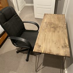 Desk And Chair Thumbnail