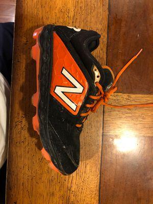 Photo Baseball cleats. Size 7