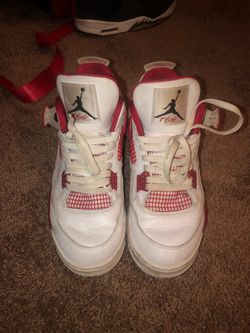 Air Jordan retro 4 size 10.5 Thumbnail