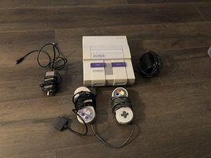 Super Nintendo classic (square) video game for Sale in Alexandria, VA