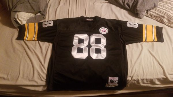free shipping dc43a b0b5e PITTSBURGH STEELERS THROWBACK JERSEY! LYNN SWANN for Sale in Laveen  Village, AZ - OfferUp