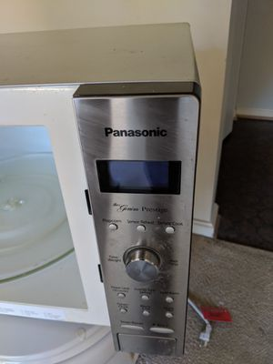 Large Panasonic Microwave for Sale in Gaithersburg, MD