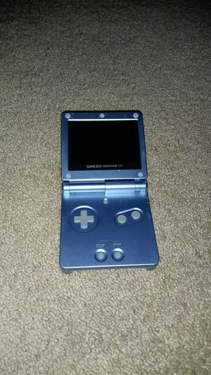 Gameboy advanced SP for Sale in Puyallup, WA