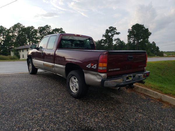 02 39 chevy silverado 4x4 z71 for sale in fayetteville nc offerup. Black Bedroom Furniture Sets. Home Design Ideas