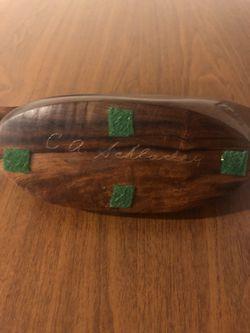 Antique Wooden Duck Thumbnail