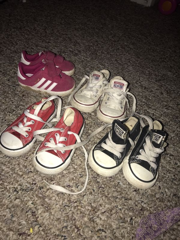 Size 5c toddler shoes for Sale in Sacramento 65edcd893