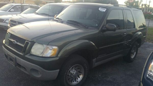 2002 Ford Explorer 2 Door 154k For Sale In Tampa Fl Offerup