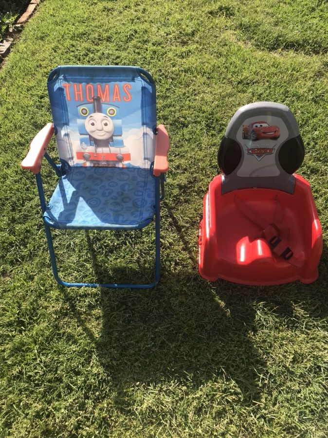 High chair seat and lawn chair!!