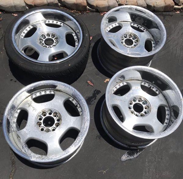 Riverside Altstadt Wheels For Sale In Los Angeles, CA