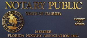 Florida Notary Public/Signing Agent for Sale in Orlando, FL