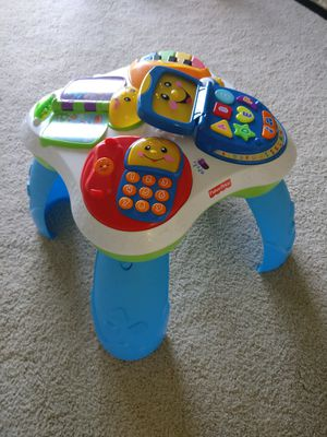 Fisher Price activity table for Sale in Falls Church, VA