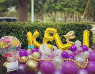 Balloon Bouquet personalized Thumbnail