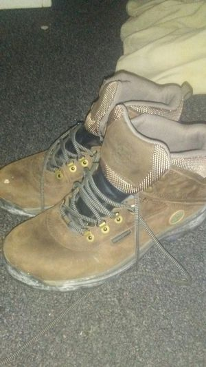 Timberland mens hiking boots size 10 for Sale in Denver, CO