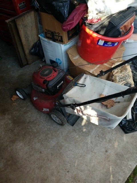 Gas Lawn Mower For Sale In Us Offerup