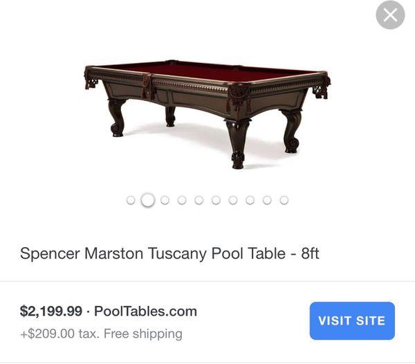 Pool Table Sports Outdoors In Diamond Bar CA OfferUp - Diamond bar table