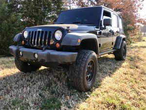 2009 Jeep Wrangler for Sale in Camp Springs, MD