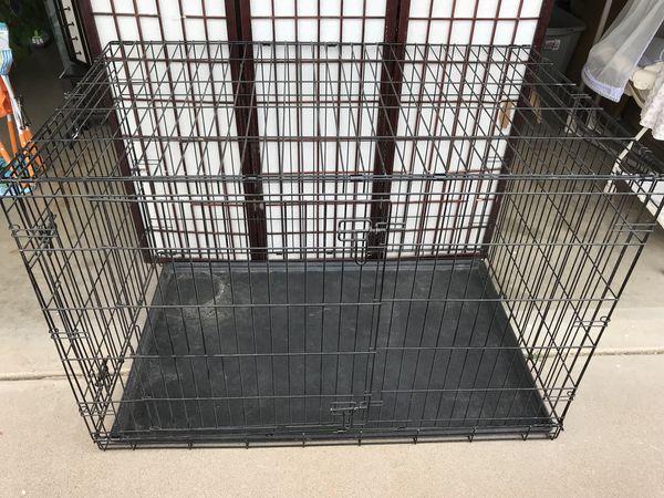 Top Paw Double Door Wire Crate Dog Kennel Pet Supplies In Mesa Az