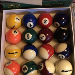 Billiards Set Brand New $25 Thumbnail