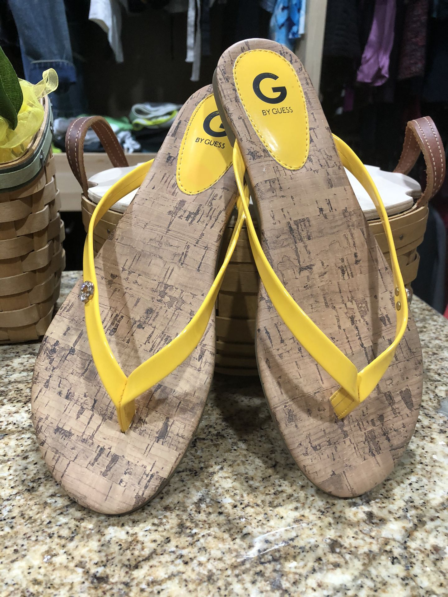 Guess Sandals - Size 6.5