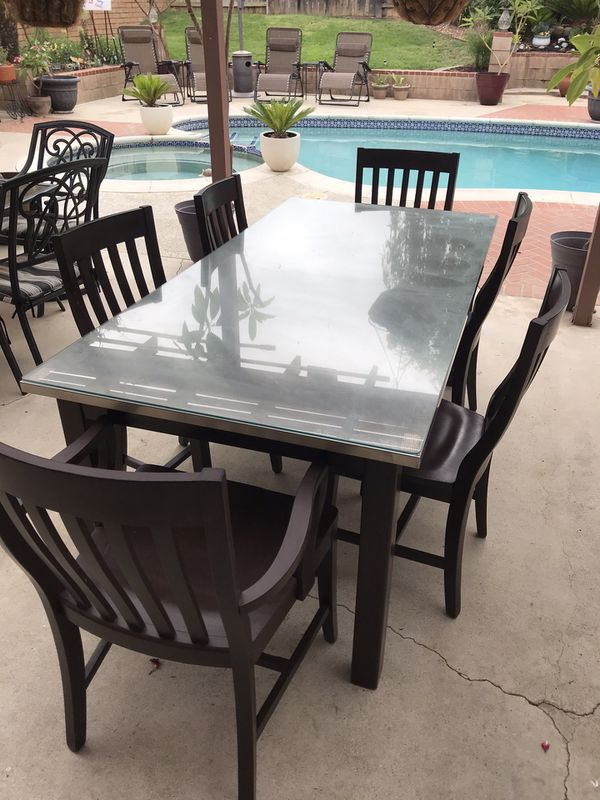 3 X6 Dining Table And 6 Chairs Pottery Barn For Sale In
