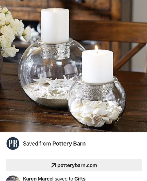 Pottery Barn Candle Holder For Sale In Las Vegas Nv Offerup