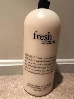 Philosophy Fresh Cream 3 in 1 wash for Sale in Ashburn, VA