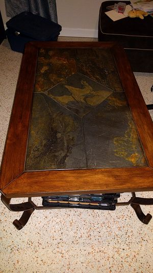 Haverty's Marble Coffee Table for Sale in Orlando, FL