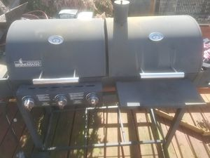 Bbq double side propane for Sale in Seattle, WA