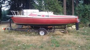 22 ft Freedom sailboat Trades Welcomed for Sale in Portland, OR