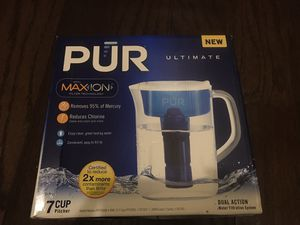 Pur ultimate water filter for Sale in Washington, DC