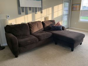 Fabulous New And Used Sofa Chaise For Sale In Concord Ma Offerup Theyellowbook Wood Chair Design Ideas Theyellowbookinfo