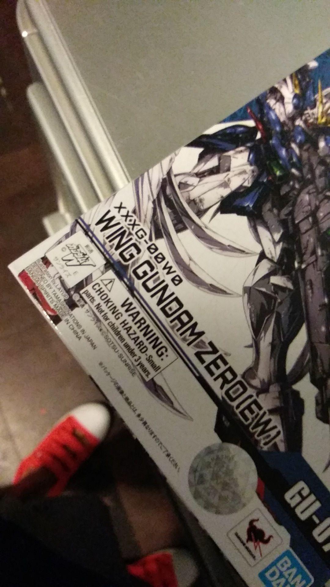 Winged Gundam