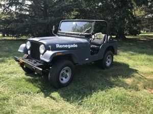 1974 Jeep CJ5 for Sale in Chantilly, VA