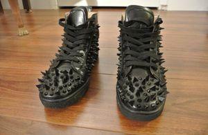 Men's Christian Louboutin Pik Pik High Top Sneakers for Sale in Los Angeles, CA