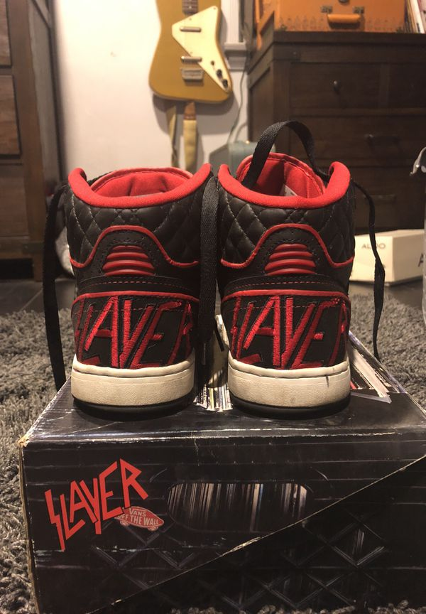 240a7a7303 VANS X SLAYER OWENS HIGH for Sale in El Monte