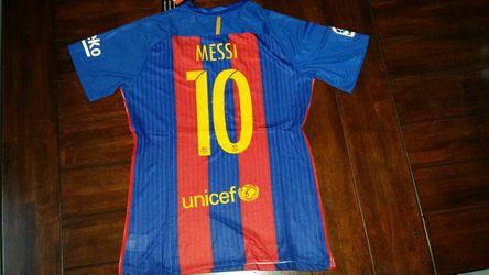 Messi 2017 Barcelona jersey Thumbnail