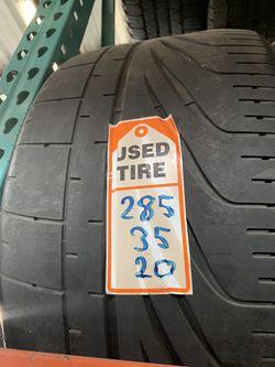 🔥285/35/20 Used Tires 🔥 Thumbnail
