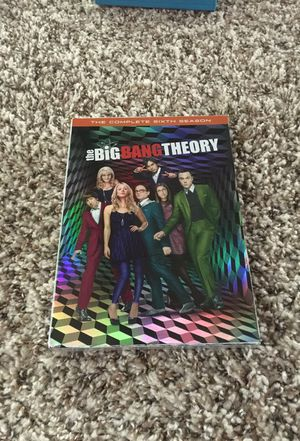 The Big Bang Theory 6th season DVD for Sale in Chicago, IL