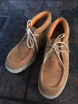 Men's Timberland Chukka Boots. Suede Leather. Size 10 for Sale in Los Angeles, CA