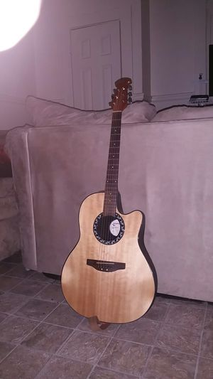 Ovation Acoustic Guitar for Sale in Richmond, VA